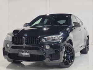 BMW X6 M エディションブラックファイヤ 限定5台 MドライバーズPKG ブラックキドニーグリル カーボンミラー Mパフォーマンスアルカンターラステアリング 21インチMライトアロイホイール 電動ガラスサンルーフ Bang&Olufsenサウンド スペアキー ETC 取説