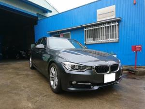 BMW 3シリーズ 320i スポーツ ブラックレザーシート