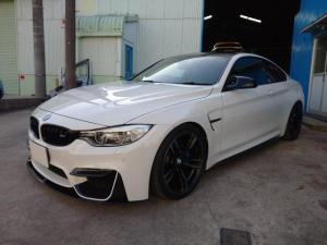 BMW M4 M4クーペ Mパフォーマンスマフラー KWバージョン3車高調 OPパーツ