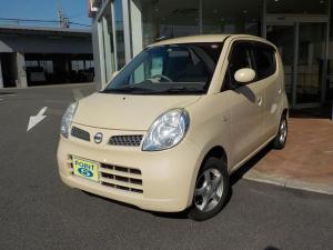 日産 モコ S 純正CD ABS Wエアバック タイミングチェーン車 自社買取車