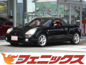トヨタ MR-S Sエディション 修復歴無し・ワンオーナー車・禁煙車・後期・6速MT・ソフトトップ・ETC・CD・Wエアバック