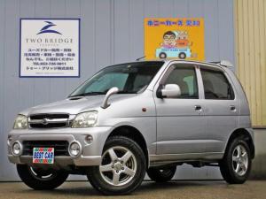 ダイハツ テリオスキッド L 4WD 5速MT ターボ キーレス CD (検/2年込)