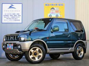 スズキ ジムニー ランドベンチャー 4WD ターボ AT車 キーレス ABS付