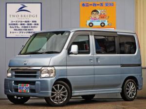 ホンダ バモス L 5速MT 社外アルミ ETC付き ABS付き 走行3.2万Km
