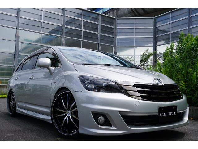 NEWドレスアップカー!!フルエアロ・インナー ブラックヘッドライト・新品車高調・新品20inch・黒白ダイヤシート!