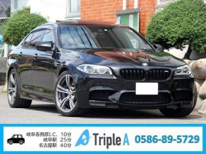 BMW M5 M5 LCIモデル LEDヘッド 黒革 SR 20インチAW