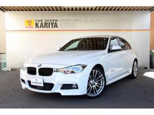 BMW 3シリーズ 320d Mスポーツ 禁煙車/オプション19アルミ/LEDヘッド/ドライビングアシスト/パークディスタンスコントロール/鑑定済み車両