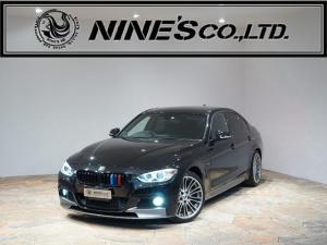 BMW 3シリーズ 320d Mスポーツ G-POWER19AW 社外テール キドニーパフォーマンスグリル  コンフォートアクセス 社外フロントスポイラー LEDフォグ ルーフスポイラー G-POWER19AW ミラー型前後ドラレコ