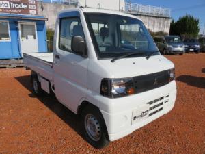 三菱 ミニキャブトラック VX-SE エアコン付き 4WD ボディ磨き&ポリマ PS