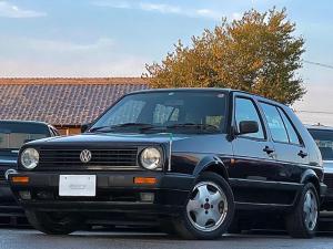 フォルクスワーゲン ゴルフ 40thバージョン 限定車 内外装オリジナル 右H 3速AT