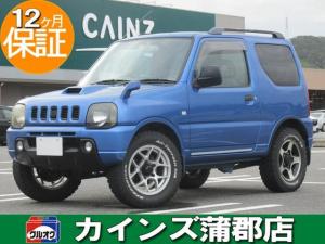 スズキ ジムニー XC 4WD キーレス ルーフレール サイドバイザー スペアタイヤカバー