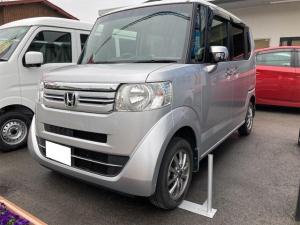 ホンダ N-BOX G・Lパッケージ 4WD バックカメラ 横滑り防止 CD シートヒーター アイドリングストップ