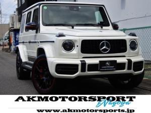 メルセデスAMG Gクラス G63 AMG edition1 limited200