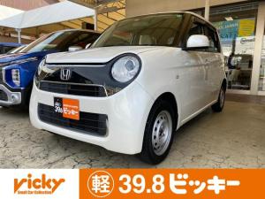 ホンダ N-ONE G ワンセグナビ CD キーフリー プッシュスタート 電動格納ミラー ベンチシート オートエアコン 軽自動車