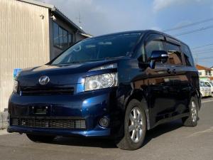 トヨタ ヴォクシー X Lエディション 1年保証・Bカメラ・フルセグ・左側電動ドア・コーナーセンサー・PUSH・純正アルミ・ETC