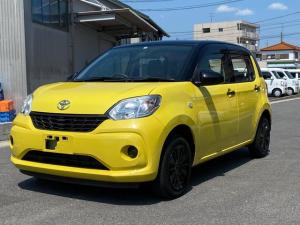 トヨタ パッソ X 1年保証・ツートンカラー・地デジ・Bluetooth