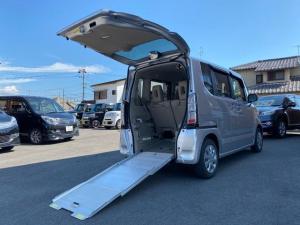 ホンダ N-BOX+ G 1年保証・車いす仕様車・電動ウィンチ・リモコン・地デジ・Bluetooth