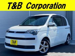 トヨタ スペイド G 1年保証・アイドリングストップ・地デジ・Bluetooth・バックカメラ・シートヒーター・ETC・オートエアコン・