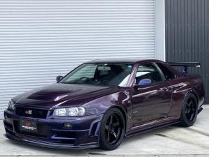 日産 スカイライン GT-R Vスペック ミッドナイトパープルIII