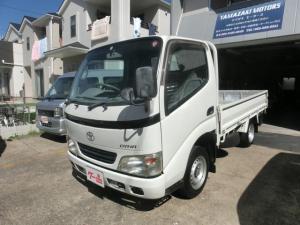 トヨタ ダイナトラック  ワンオーナー エアコン パワステ Nox・PM適合 最大積載量1250kg MT5速