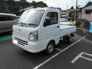 スズキ キャリイトラック KCエアコン・パワステ AT 4WD 届出済み未使用車
