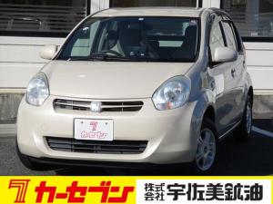 トヨタ パッソ X ETC 社外SDナビ