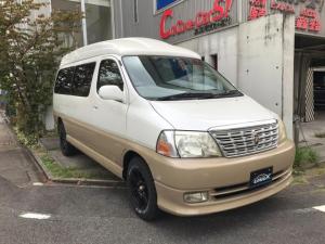 トヨタ グランドハイエース  ロング ガソリン車 貨物登録 2WD