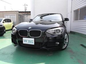 BMW 1シリーズ 116i Mスポーツ HDDナビ オプション18AW ETC