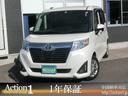 トヨタ/ルーミー X S 1年保証付 ナビ 地デジ Bluetooth ETC