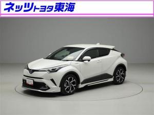 トヨタ C-HR HV G ワンオーナー 禁煙車 モデリスタ製エアロパーツ