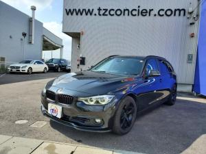 BMW 3シリーズ 318iツーリング SE パワートランク レーンアシスト LEDヘッドライト