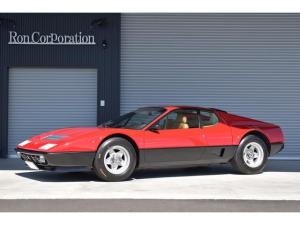 フェラーリ 512BB キャブ 本革シート パワーウィンドウ ETC