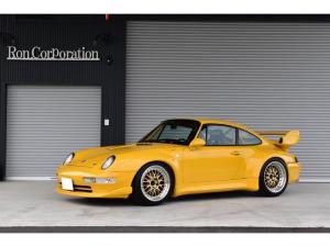 ポルシェ 911 993カレラRSクラブスポーツ タワーバー レカロ4点式シート 6速MT