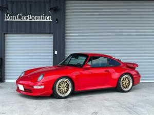 ポルシェ 911 911カレラS 正規ディーラー車 空冷最終 6速MT リア純正ターボウイング