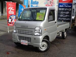 スズキ キャリイトラック KU エアコン パワステ CDデッキ ETC タイヤ新品
