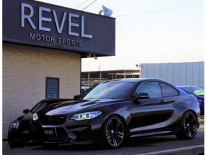 BMW M2 M Performanceエアロ・ステアリング・インパネ
