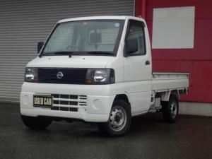 日産 クリッパートラック SD 4WD A/C パワステ AMラジオ