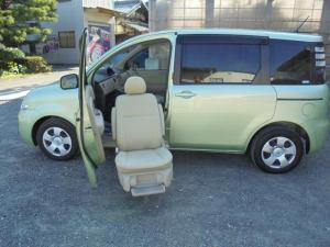 トヨタ シエンタ X 助手席電動リフトアップシート ナビ バックカメラETC