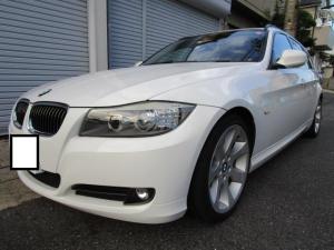 BMW 3シリーズ 320iツーリング HID HDDナビ ETC レザーシート パワーシート