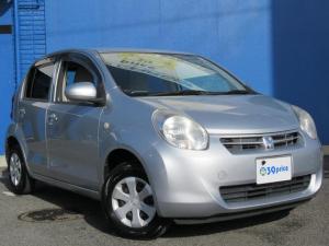 トヨタ パッソ X 社外ワンセグナビ ETC 自社保証1年