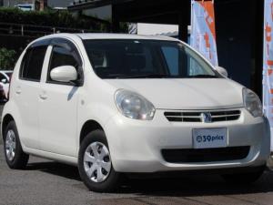 トヨタ パッソ X クツロギ Bluetooth対応フルセグSDナビ・ETC・Bカメラ・インテリキー