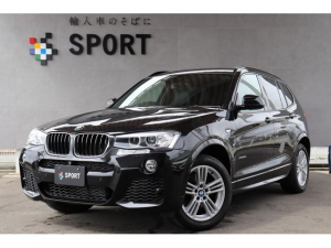 BMW X3 xDrive 20d Mスポーツ HDDナビ Bカメ PDC