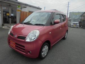 日産 モコ E 車検整備付 保証付 スマートキー CD  タイミングチェーン