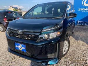 トヨタ ヴォクシー X LEDヘッド バックカメラ 両側パワスラ