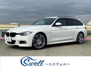 BMW 3シリーズ 320iツーリング Mスポーツ 純正ナビ バックカメラ 純正OP19インチアルミホイール パワーリアゲート パワーシート プッシュスタート スマートエントリー