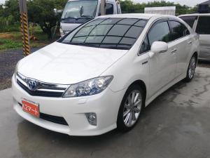 トヨタ SAI G HDDナビTV・スマートキー・ETC・LEDヘッドライト
