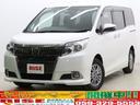トヨタ/エスクァイア Gi 本革シート メモリーナビフルセグ 両側電動スライドドア