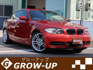 BMW 1シリーズ 135i 135i(4名) 直列6気筒ツインターボ ワンオーナー 純正HDDナビ 黒レザーシート シートヒーター パワーシート 純正18アルミ キセノン ミラーETC 車検R4年4月まで 走行2万3000キロ