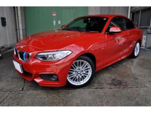 BMW 2シリーズ 220iクーペ Mスポーツ 買取直販車 コンフォートアクセス 電動シート HDDナビ バックモニター PCDセンサー クルーズコントロール