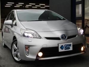 トヨタ プリウス Gツーリングセレクション CARGO1年保証付き Bluetoothナビ フルセグTV バックモニター ETC クルコン LEDヘッドランプ ヘッドライトウォッシャー